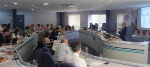 SdP en la mesa coloquio sobre la LSCSP en la sede de Aljarafesa Empresa del Aljarafe